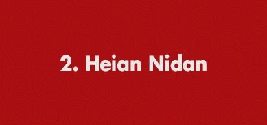 2. Heian Nidan